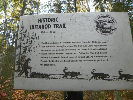 Eagle River Nature Center: On the Trail