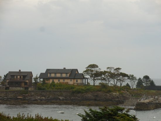 Kennebunkport, Μέιν: A picture of the Bush compound is a must!
