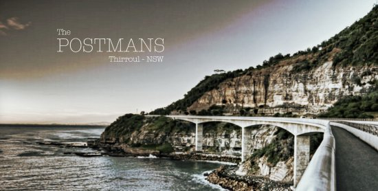 THE POSTMANS Thirroul