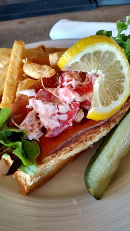 Bolton Landing, Nowy Jork: The Sagamore Resort Lobster Roll
