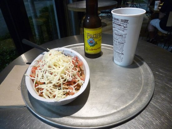 North Miami, FL: Chipotle bowl