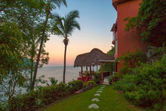 Boca de Tomatlan, Μεξικό: JARDINES