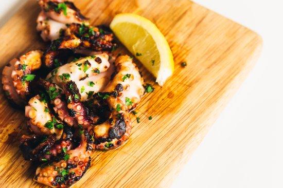 Woollahra, Australia: Octopus