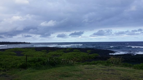 Pahala, HI: 1 mile to Black Sand Beach