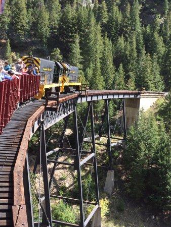 Τζορτζτάουν, Κολοράντο: On the bridge
