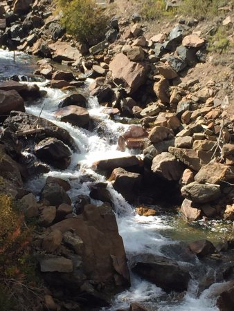 Georgetown, CO: Clear Creek -- one of many pretty sites
