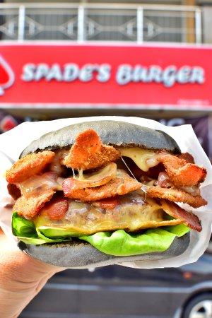 Spade's Burger i-Avenue