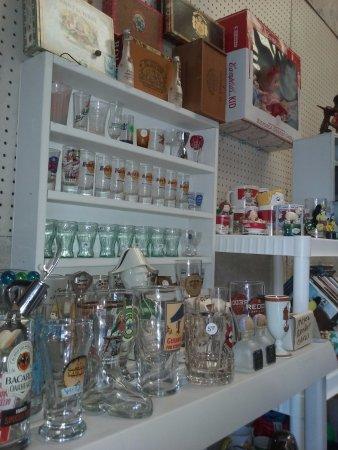 Atenas, GA: beer glasses