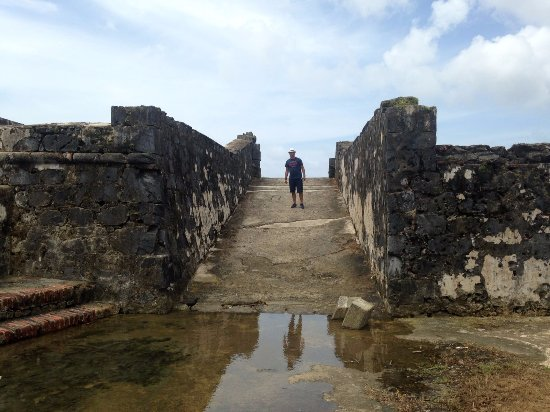 Portobelo, Panamá: Fortaleza