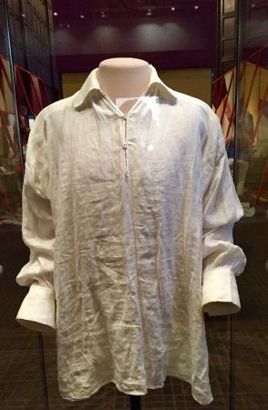 """Folger Shakespeare Library : """"The Shirt"""" from Pride and Prejudice starring Colin Firth"""