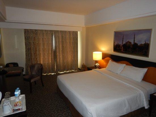 โรงแรมอลิซาเบธ เซบู: Our room