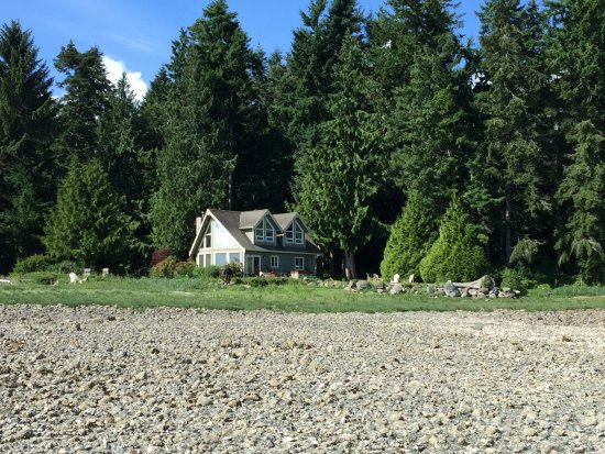 Courtenay, Canada: Beach house