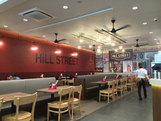 Hill Street Coffee Shop, Singapore - 1000 East Coast Pkwy, Marine