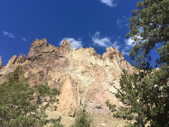 Smith Rock State Park照片