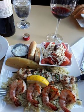 Ladner, Canada: Surf and Turf special