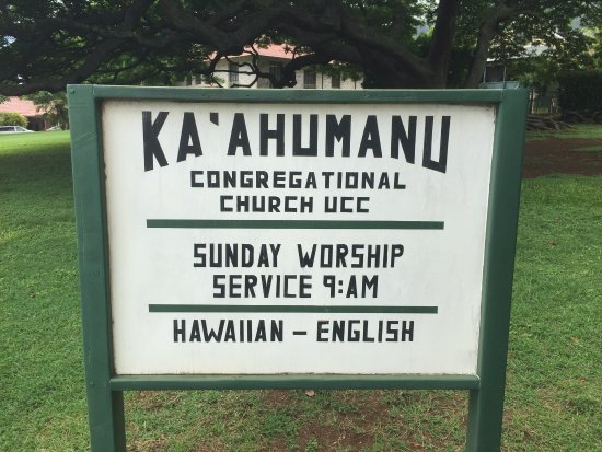 Kaahumanu Church: photo1.jpg