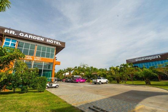 Baan Suan Khunta Hotel and Golf: บริเวณโรแรม