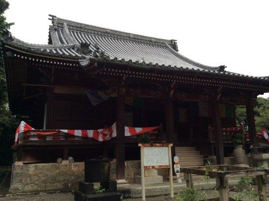 観音寺市, 香川県, 石段を上がると本殿が在ります。