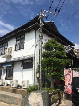 Omura, Japón: お店は広々