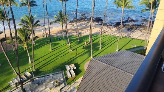 Mana Kai Maui: From Lanai towards ocean