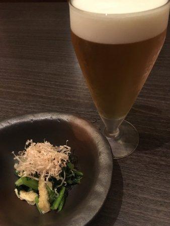 Nishigo-mura, Japonia: 乾杯セット1500円‼️