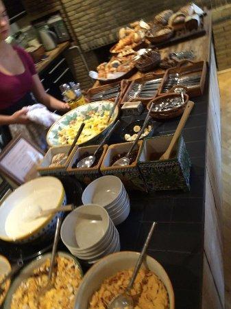 Bertrams Guldsmeden - Copenhagen: Breakfast Spread