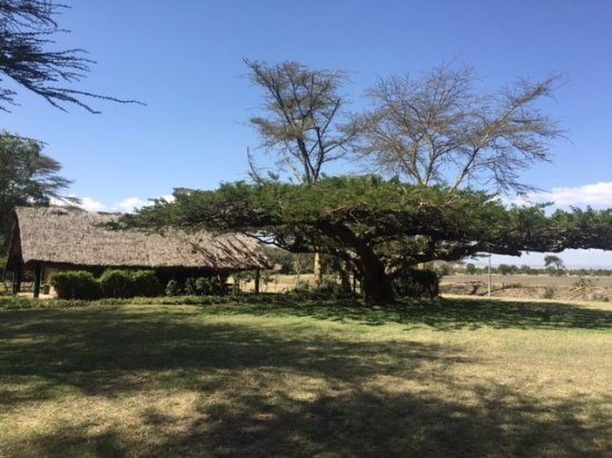 Sweetwatres Tented Camp