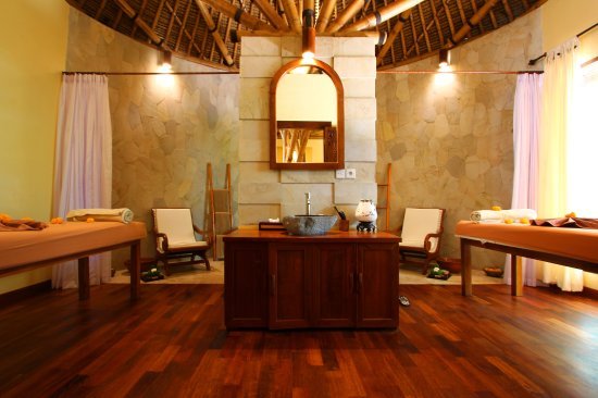 Munduk Moding Plantation: Bamboo spa