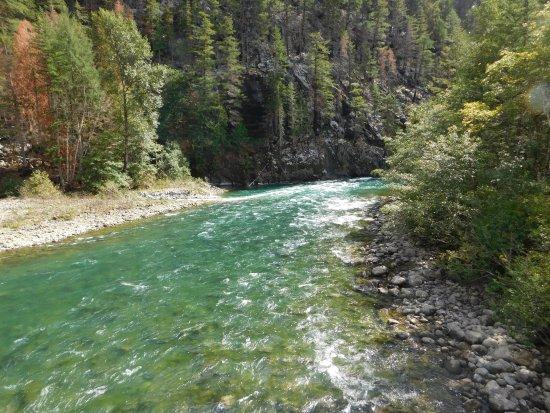 Parc national de North Cascades, Etat de Washington : again..the water looks amazing!