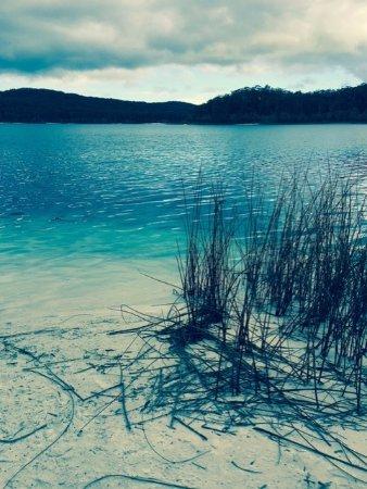 Lake McKenzie: Water colours of Lake Mackenzie