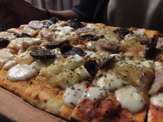 Rubi, Ισπανία: Fabulosas pizzas!