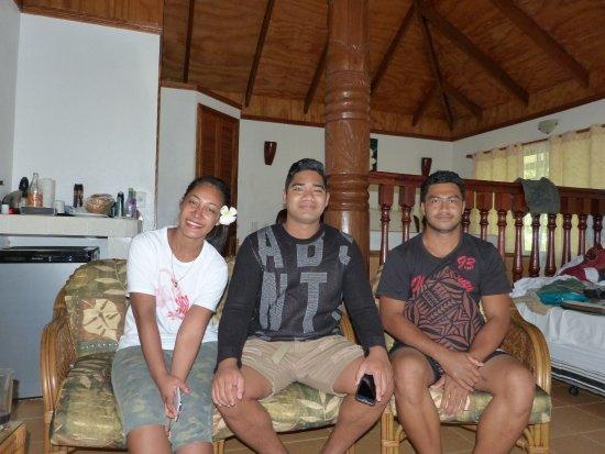 Фотография Amoa Resort