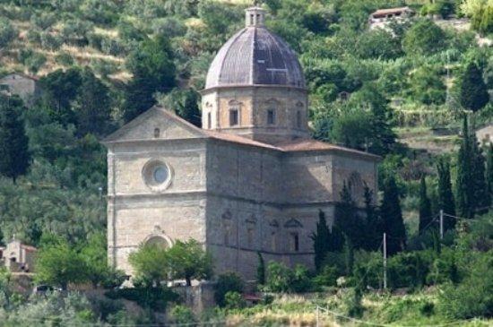 Santa Maria del Calcinaio: Cortona: Una chiesa molto toscana!