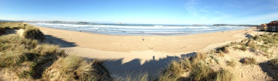 Playa de El Puntal: 24th of December 2015... and 24 Celsius... and me in the middle...