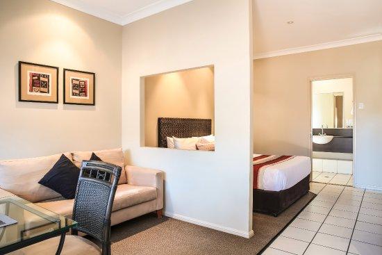 Roma, Australia: Queen Room