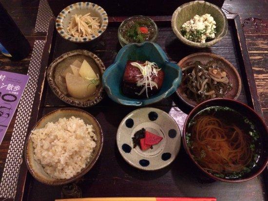 Shimayasai Shokudo Thianda: photo4.jpg