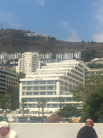Melia Madeira Mare Resort & Spa: Beautiful hotel in the Lido area of Funchal - the perfect spot for a relaxing holiday!