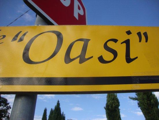 Monguzzo, Italia: OASI