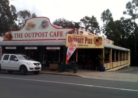 Canungra, أستراليا: Outpost Cafe Canungra Queensland