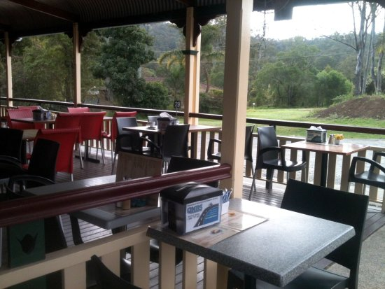 Canungra, أستراليا: Verandah View