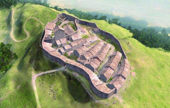 Parco Archeologico di Tremona-Castello