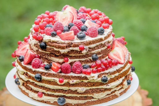 Koenigsbach-Stein, Alemania: Naked Cake