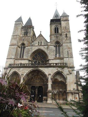 Les Andelys, Frankrike: Collegiale des Andelys 1