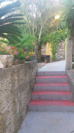 Okrug Donji, Croacia: Garten