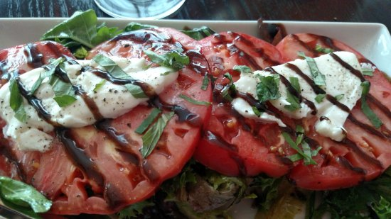 Southborough, MA: Caprese Special