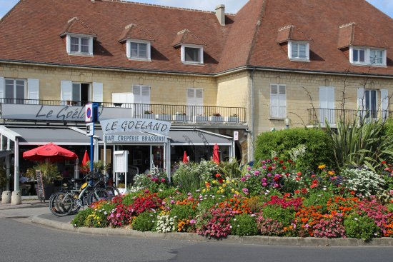 the restaurant Le Goeland