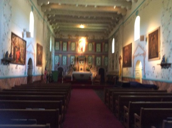 Solvang, Califórnia: A view of the Church