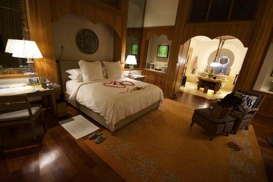 Four Seasons Resort Langkawi, Malaysia: Upper Pavillon Room