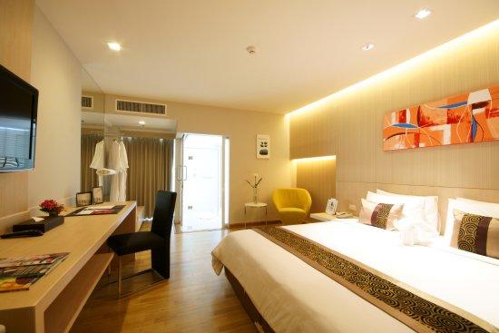 Hi Residence: Deluxe Room Type