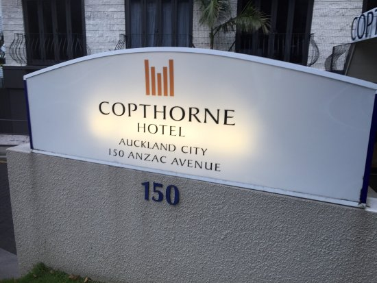 Copthorne Hotel Auckland City: photo7.jpg